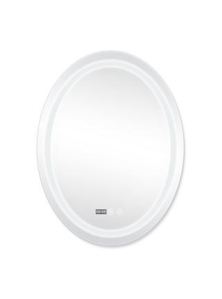 Зеркало с подсветкой и антизапотеванием Q-tap Mideya LED DC-F801 600*800
