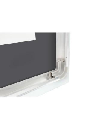 Зеркало с подсветкой и антизапотеванием Q-tap Mideya LED DC-F615 1000*600