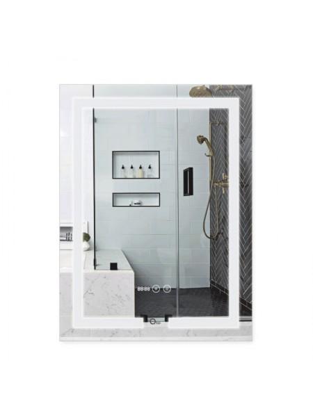 Зеркало Q-tap Mideya LED DC-F936 с антизапотеванием 500х800