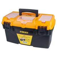 Ящик для инструмента с Органайзером 432×250×238мм Sigma 7403801