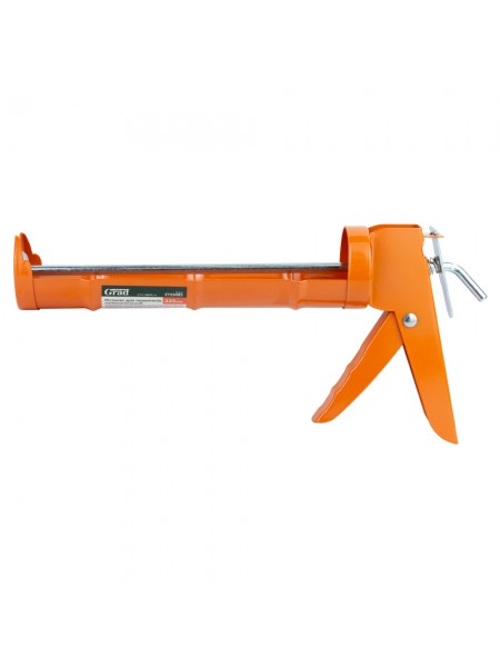 Пистолет для герметиков 225мм (полузакрытый), Grad Sigma 2723085