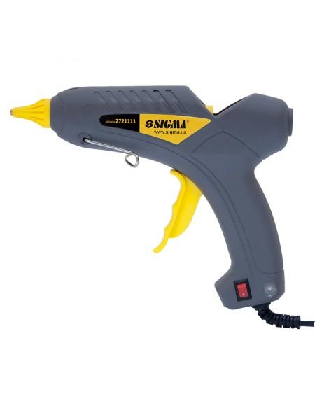 Пистолет термоклеевой 11.2мм 150Вт, Sigma 2721111