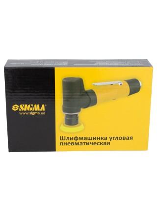 Шлифмашинка угловая пневматическая Sigma 6733511