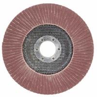 Круг лепестковый торцевой Т29 (конический) Ø125мм P180 Sigma (9172681)