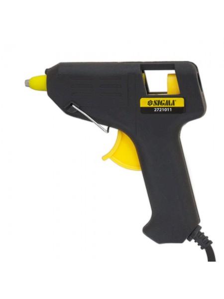 Пистолет термоклеевой 8мм 10Вт, Sigma 2721011