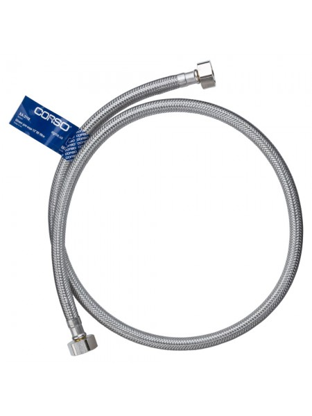 """Шланг для воды 1/2"""" ВВ 100см CORSO XA-3110 (9690610)"""
