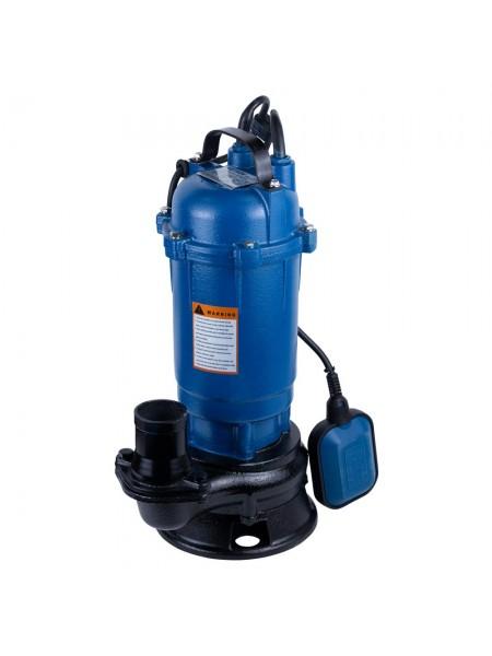 Насос канализационный 1.8кВт Hmax 15м Qmax 350л/мин WETRON (773363)