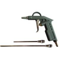 Пистолет продувочный с набором наконечников (26/122/212мм), Sigma 6831031