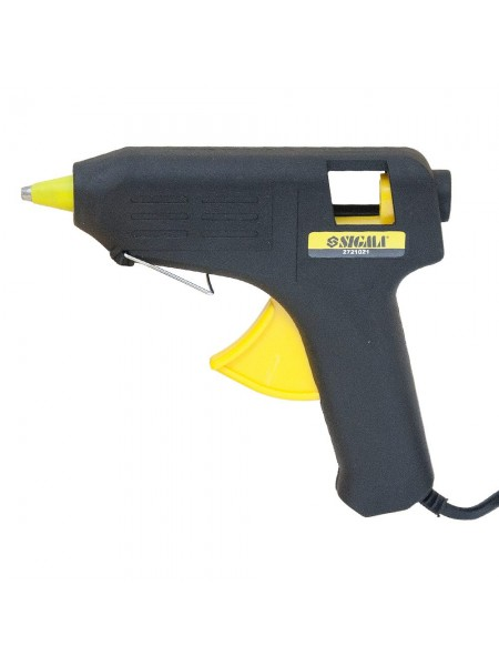 Пистолет термоклеевой 40Вт, Sigma 2721021
