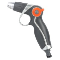 Пистолет распылитель 2-х режимный (AL+TPR) FLORA (5011374)