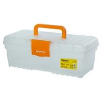 Ящик для инструмента прозрачный 360×155×110мм Sigma 7404231