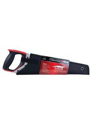Ножовка по мокрому дереву с тефлоновым покрытием 400мм 7TPI Aligator + чехол Ultra Ultra 4401642