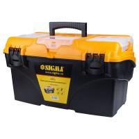 Ящик для инструмента Мechanic+ 510×290×280мм Sigma 7404211