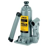 Домкрат гидравлический бутылочный mid 3т h180-350мм, Sigma 6105031