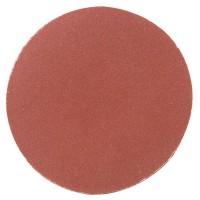 Шлифовальный круг без отверстий Ø75мм P240 (10шт) Sigma (9120711)