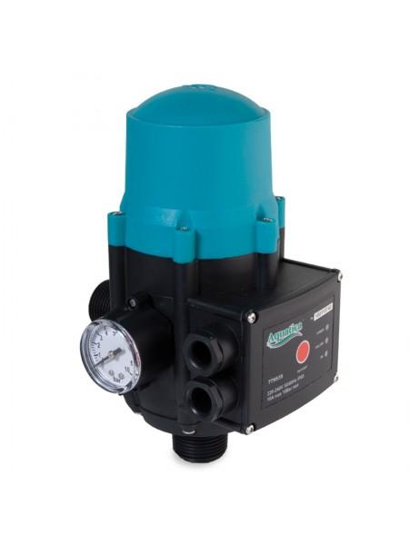 """Контроллер давления электронный 1.1кВт Ø1"""" рег давл вкл 1.5-3.0 bar AQUATICA (779535)"""
