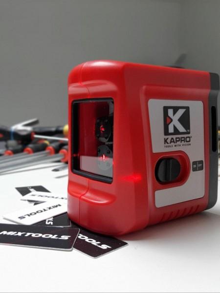 Лазерный самовыравнивающийся уровень Kapro 862