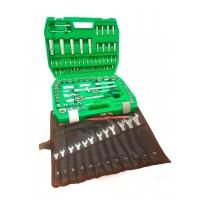 Набор инструментов 108 ед. + набор ключей 15шт. ET-6108sp+