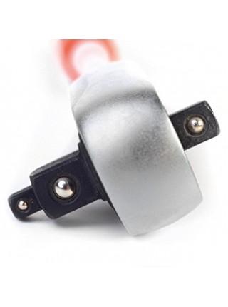 Ключ трещоточный универсальный 3в1, Miol 58-225