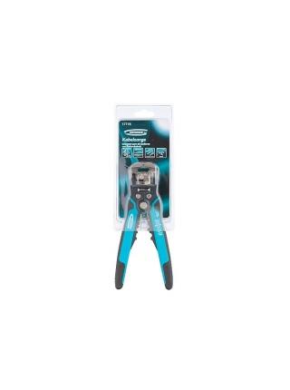 Щипцы для зачистки электропроводов, 0.05-8кв.мм, GROSS 17718