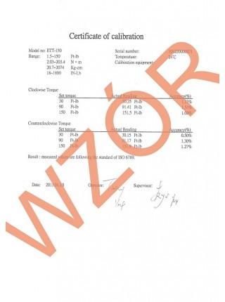 Ключ динамометрический 1/2 40-210 Нм Yato YT-0761