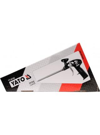 Профессиональный пистолет для пены Yato YT-6742