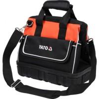 Сумка для инструментов с 15 карманами Yato YT-74360