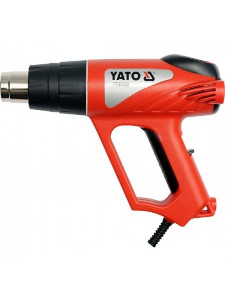 Cтроительный фен с дисплеем Yato YT-82292
