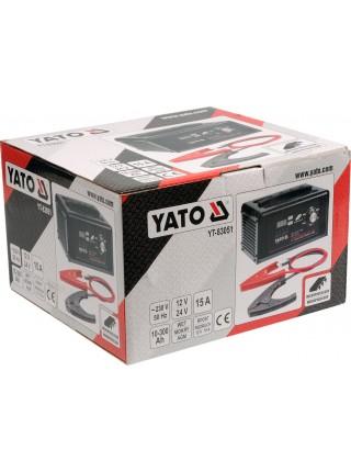 Зарядное пусковое устройство Yato YT-83051