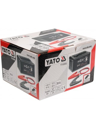 Пусковое зарядное устройство Yato YT-83052
