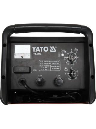 Автомобильное пуско зарядное устройство Yato YT-83061